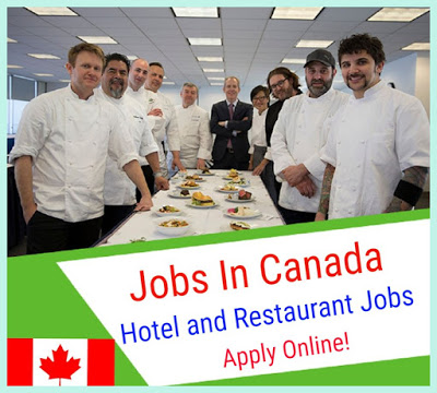 Hotel Jobs at Canada