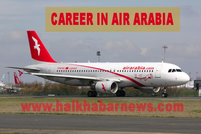Careers In Air Arabia
