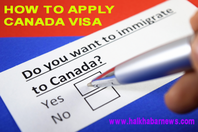 How To Apply Canada Visa